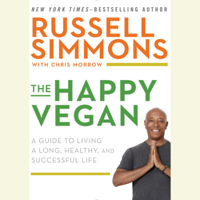 The Happy Vegan cover