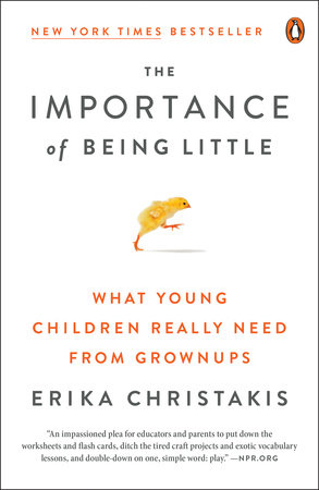 The Importance of Being Little by Erika Christakis