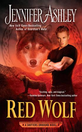 Red Wolf by Jennifer Ashley