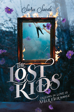 The Lost Kids by Sara Saedi