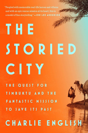 The Storied City by Charlie English