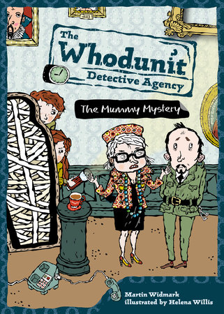 The Mummy Mystery #5 by Martin Widmark