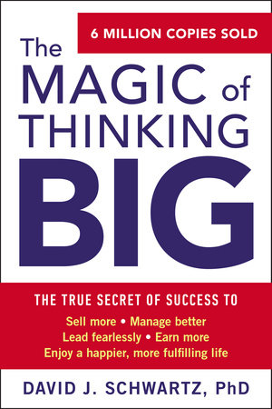 Image result for the magic of thinking big