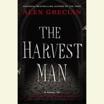The Harvest Man Cover
