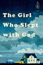 The Girl Who Slept with God Cover