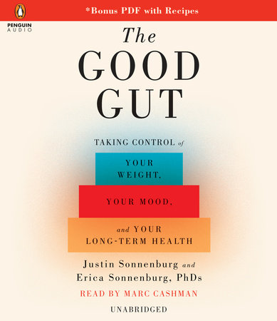 The Good Gut cover