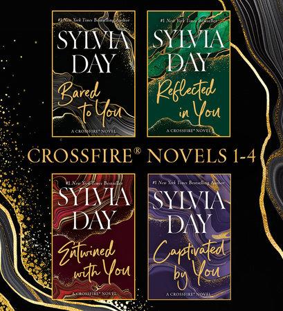 Sylvia Day Crossfire Novels 1-4 by Sylvia Day