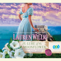 The Lure of the Moonflower Cover