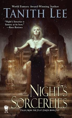 Night's Sorceries by Tanith Lee