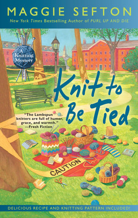 Knit To Be Tied By Maggie Sefton Penguinrandomhouse Com Books