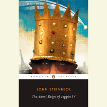 The Short Reign of Pippin IV Cover