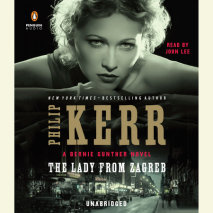 The Lady from Zagreb Cover