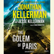 The Golem of Paris Cover