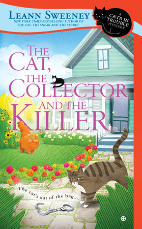 The Cat, The Collector and the Killer by Leann Sweeney