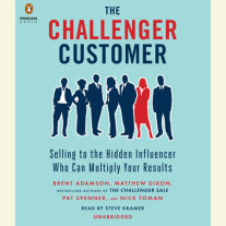 The Challenger Customer Cover