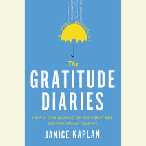 The Gratitude Diaries Cover