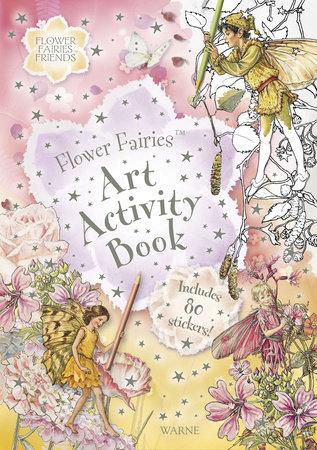 Flower Fairies Art Activity Book