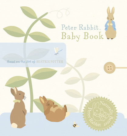 Peter Rabbit Baby Book by Beatrix Potter