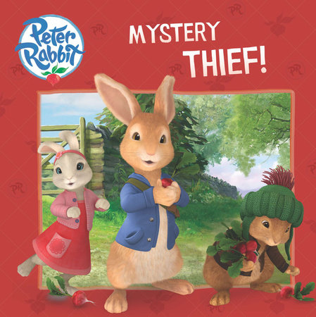Mystery Thief! by Beatrix Potter