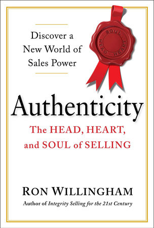 Authenticity by Ron Willingham
