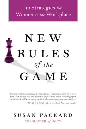 The cover of the book New Rules of the Game