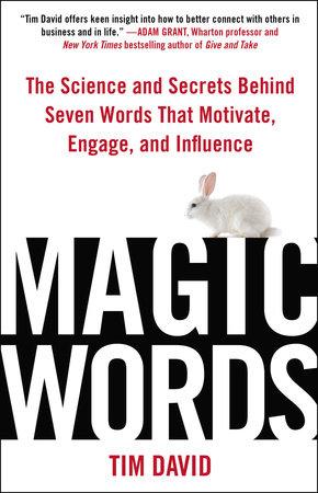 Magic Words by Tim David
