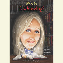 Who Is J.K. Rowling? Cover