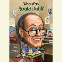 Who Was Roald Dahl? Cover