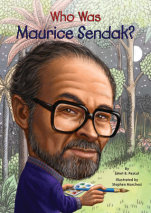 Who Was Maurice Sendak? Cover