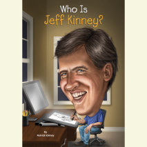 Who Is Jeff Kinney? Cover