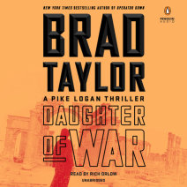 Daughter of War Cover
