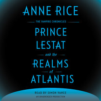 Prince Lestat and the Realms of Atlantis Cover