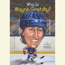 Who Is Wayne Gretzky? Cover