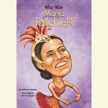 Who Was Maria Tallchief? Cover