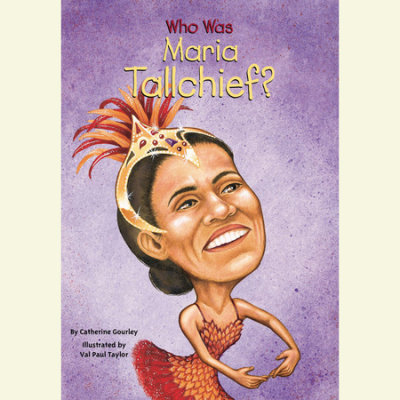 Who Was Maria Tallchief? cover