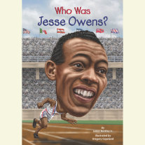 Who Was Jesse Owens? Cover