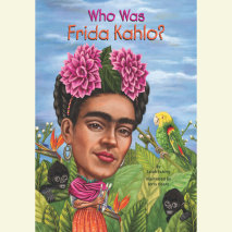 Who Was Frida Kahlo? Cover