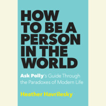 How to Be a Person in the World Cover