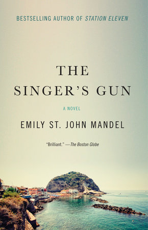 The Singer's Gun cover