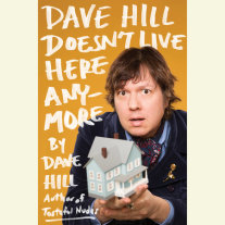 Dave Hill Doesn't Live Here Anymore Cover