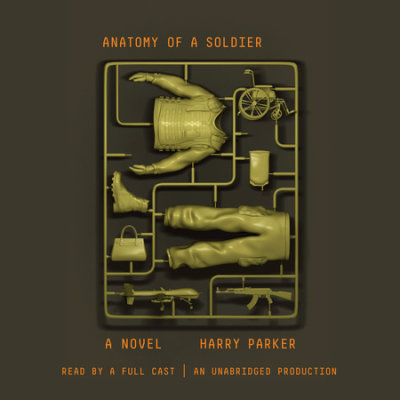 Anatomy of a Soldier cover