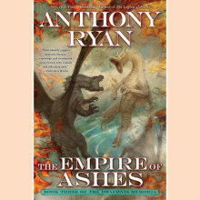 The Empire of Ashes Cover