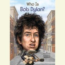Who Is Bob Dylan? Cover