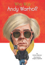 Who Was Andy Warhol? Cover