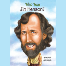 Who Was Jim Henson? Cover