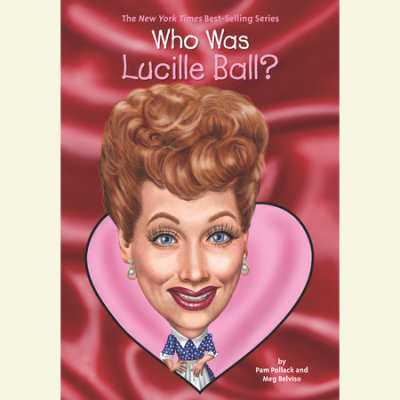 Who Was Lucille Ball? cover