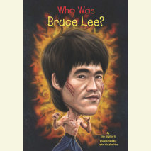 Who Was Bruce Lee? Cover