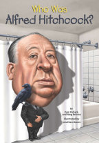 Who Was Alfred Hitchcock? Cover