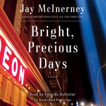 Bright, Precious Days Cover