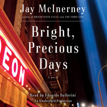 Bright, Precious Days Cover